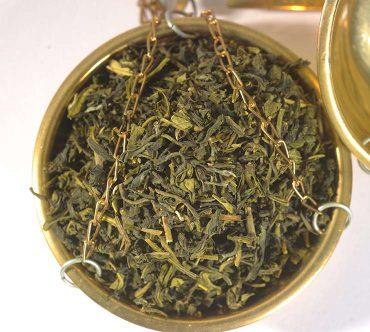 Organic Darjeeling green tea