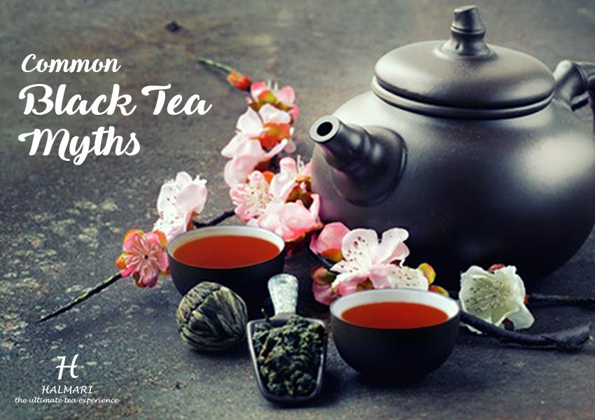 Common Black Tea Myths