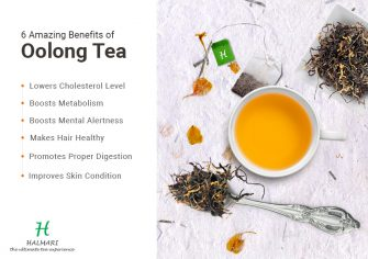 6 Amazing Benefits of Oolong Tea