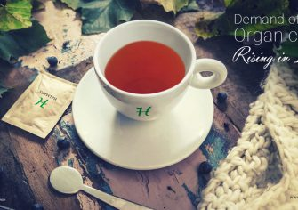 Organic Tea Getting Popular as Demand Rising in Best Online Tea Store