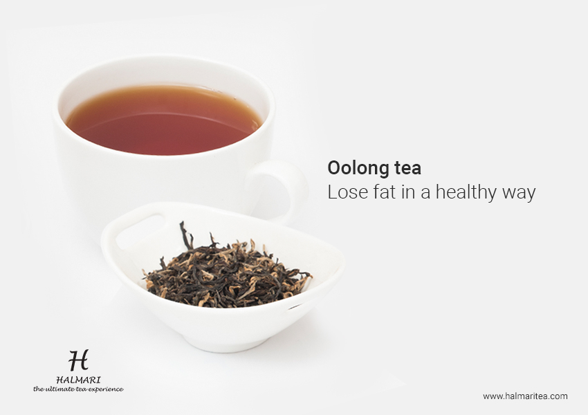 Oolong Tea – Lose Fat in a Healthy Way