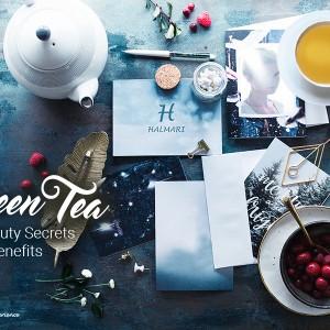 Secret Beauty Tips Using Green Tea
