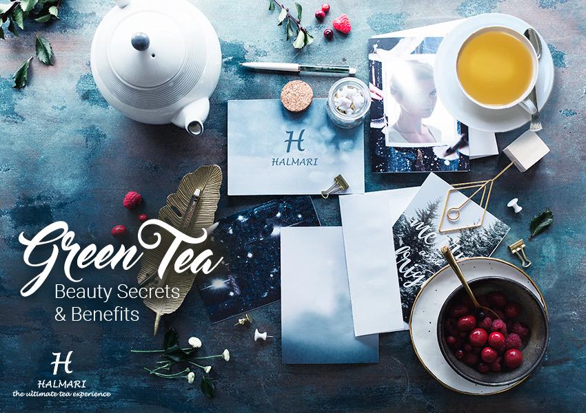 Beauty Tips Using Green Tea