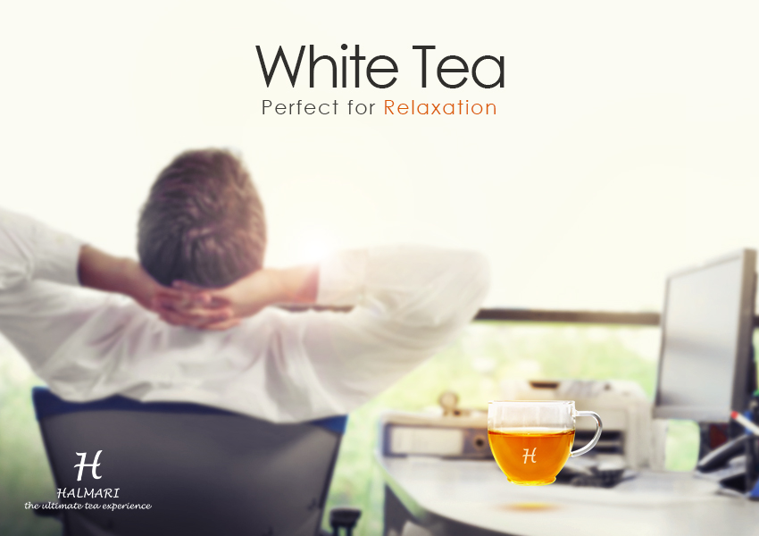 White Tea Perfect for Relaxation