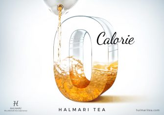 0 Calorie Halmari Tea has Enough Reasons to Put a Big Smile on Your Face