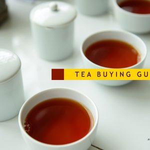 Resource Guide to Buy Tea Online