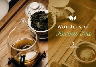 Healthy Taste: The Wonders Of Herbal Tea