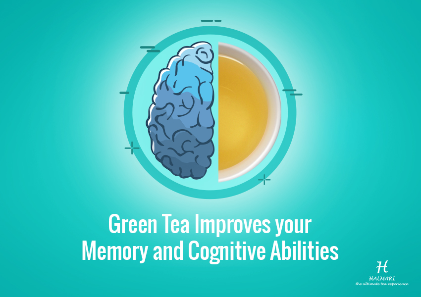 Green Tea Improves Memory