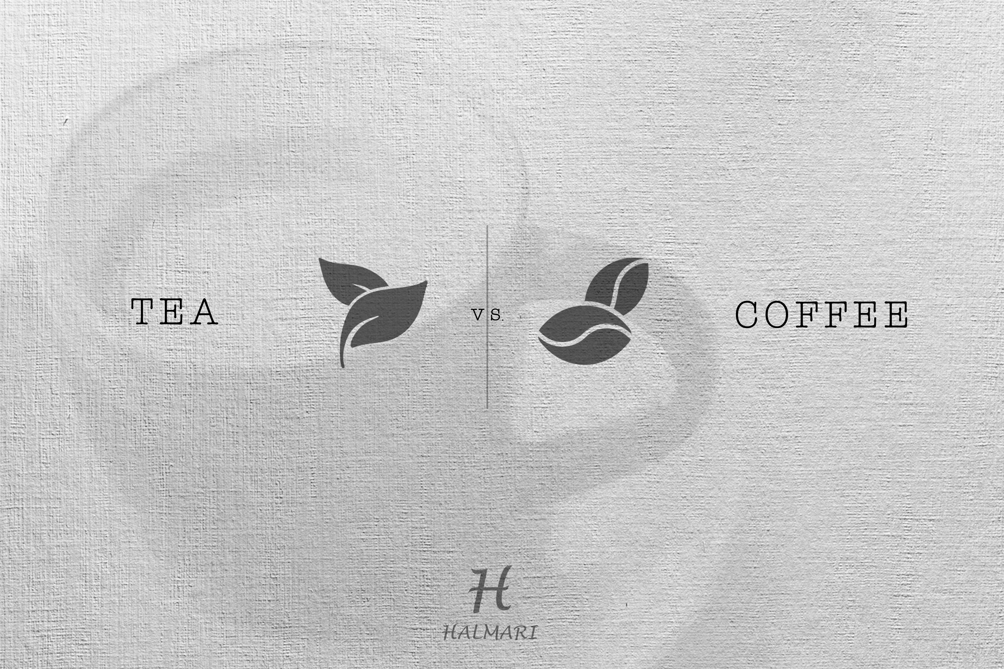 Tea vs Coffee - Blog