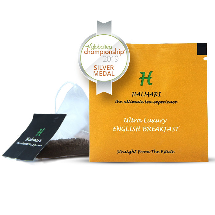 ENGLISH BREAKFAST Sachet_silver batch