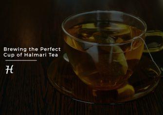Brewing the Perfect Cup of Halmari Tea