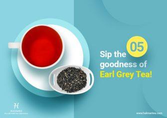 5 Surprising Health Benefits of Earl Grey Tea!