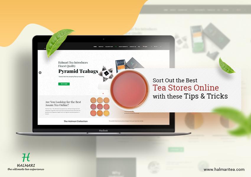 Best Tea Stores Online