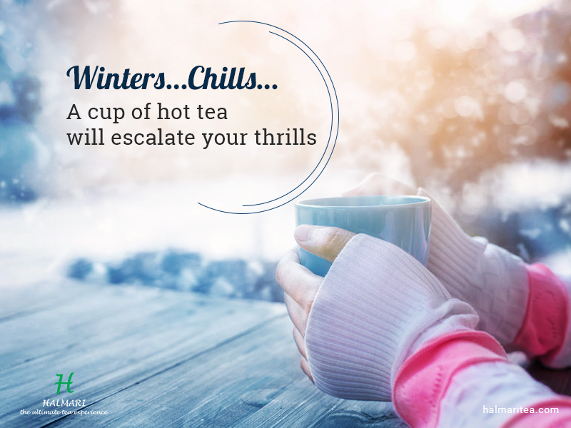 Comfort Your Health and Prevent Illness by Sipping Tea This Winter