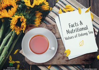 A Cup of Oolong Tea Brews Nutrition & Health Benefits for You!