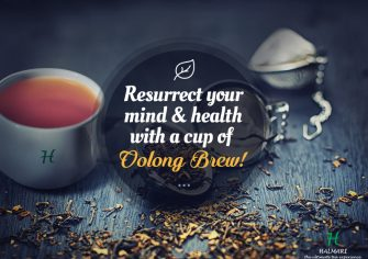 Learn the Science behind Chemical & Health Benefits of Oolong Tea