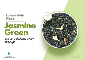 Savour an Exotic Floral Aroma as You Buy Jasmine Green Tea for Your Cuppa!
