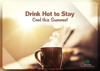 What Does Science About Drinking Hot Tea in Summer?