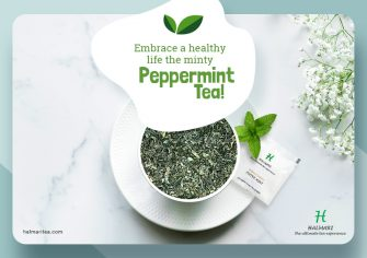 Get Peppermint Tea Bag Online Today to Stay Healthy Tomorrow
