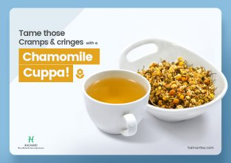 Buy Chamomile Tea to Unveil 7 Secrets of This Flower