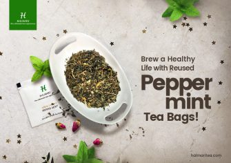 Find Out the Ways in Which You Can Re-Use Peppermint Tea Bags!