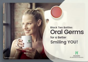 Can Black Tea Help to Improve Oral Health?