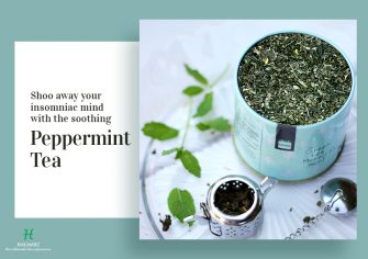Can't Sleep? Try Peppermint Tea!