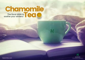 Warm Up Your Winter Mornings with Luscious Chamomile Tea