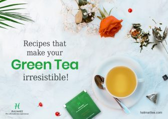 Make Your Green Tea Cup More Inviting with These Recipes!