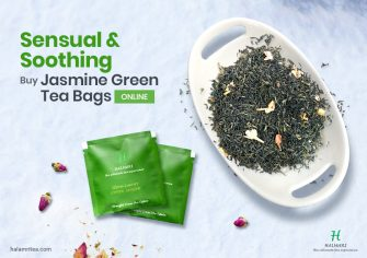 Sip in Sensation! Get Jasmine Green Tea Bags Online