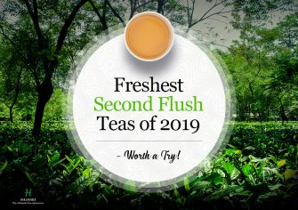 Freshest Second Flush Tea Variants Of 2019 – Look What's in Store for You!