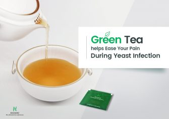 Buy Green Tea Bags Online to Fight Your Yeast Infection