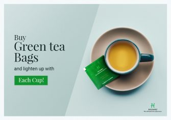 How many Green Tea Bags is Ideal for you each Day?