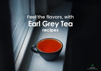 A Delightful take on 5 Refreshing Recipes with Earl Grey Tea Bags