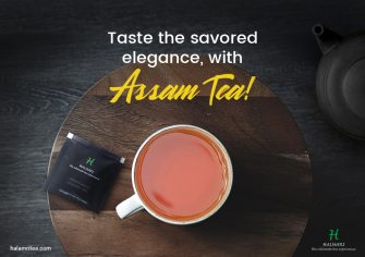 Here is a Whiff of Your Cup of Assam Tea – in all its Grandeur!