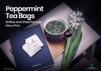 Buy Peppermint Tea Bags and Bid Adieu to Excess Body Fat