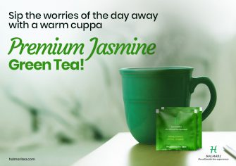 Reminiscing the Reason for Origin of the Jasmine Green Tea