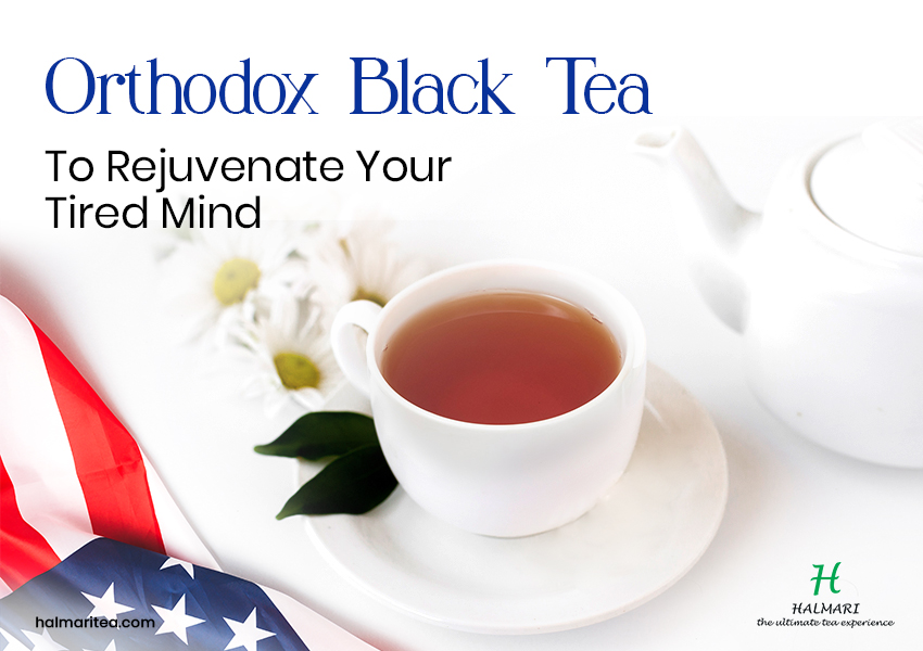 Enrich Your Senses with the Global Championship Winner Pure Orthodox Black Tippy Tea