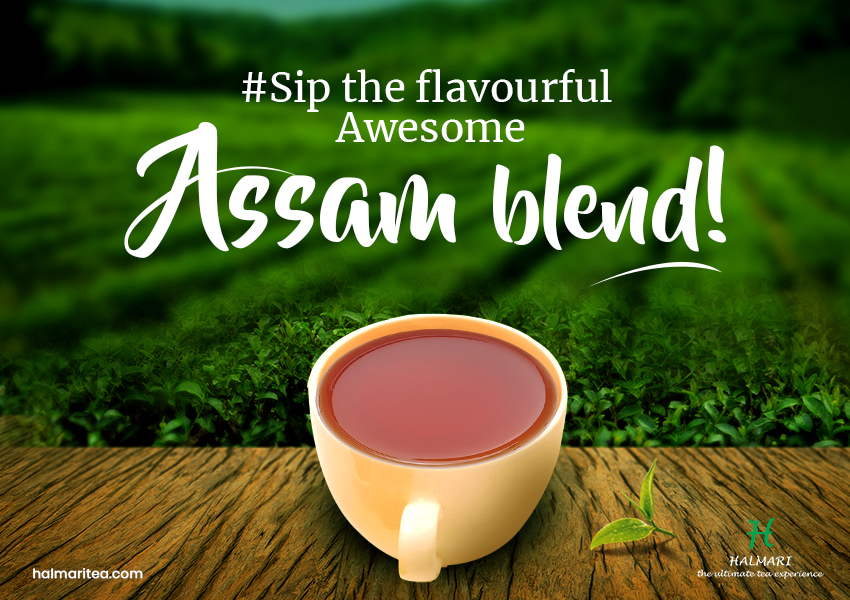 "Get Handcrafted Premium Assam Tea Online in the USA From ""Awesome Assam"""