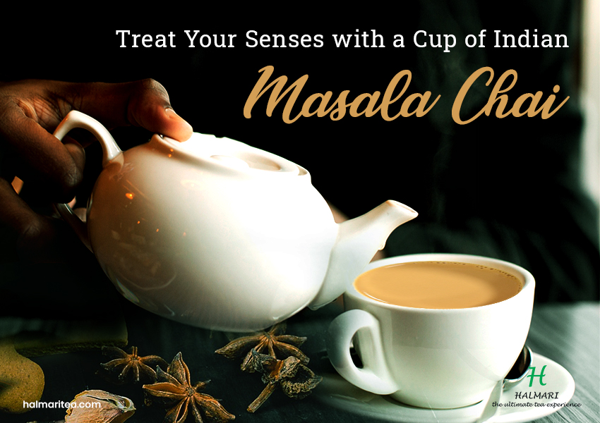 Spice Up Your Life with a Cup of Traditional Masala Chai