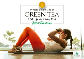 Green Tea: The Ultimate Magic Potion for Healthy Weight Loss