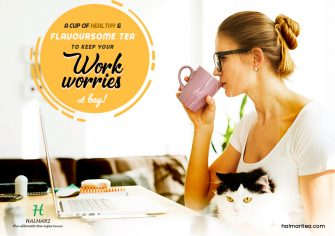 Top 5 Healthy Teas to Sip On Your Work from Home Sessions