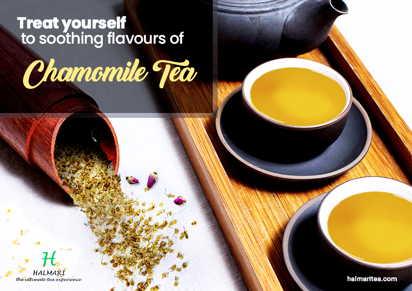 5 Reasons To Try Chamomile Tea Today | Skin | Hair | Health!
