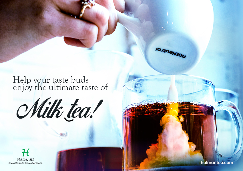 Enlighten Yourself with the Effective Benefits of Drinking Milk Tea