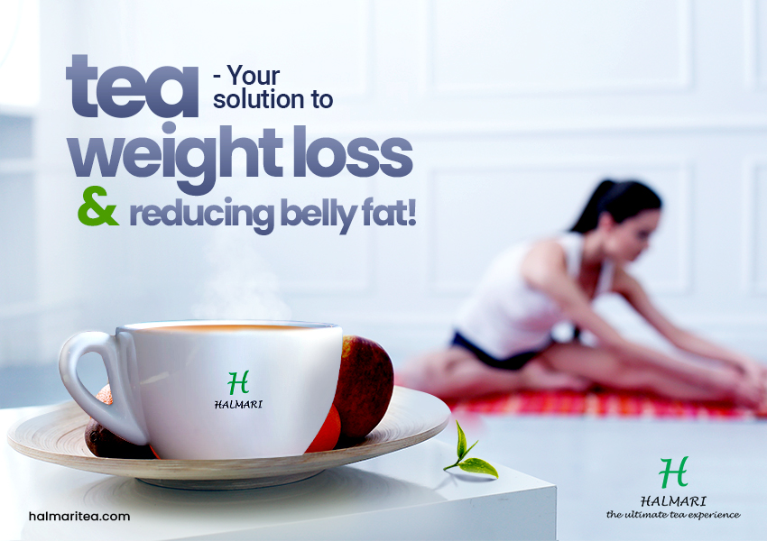 Which Tea Is Ideal For Weight Loss And Reducing Belly Fat?