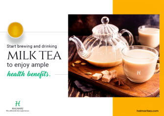 What Are The Advantages You Can Get From Drinking Milk Tea?