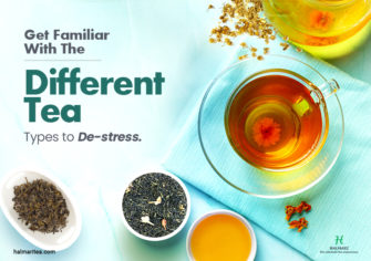 5 Best Tea Types to Keep Stress and Anxiety Away