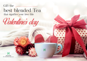 Check out Specially Blended Valentine's Day Gifts for Tea Lovers