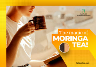 The Miracle Moringa Morning Tea