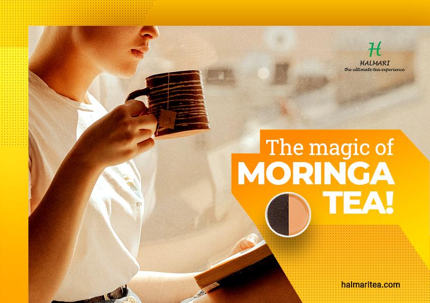 The Miracle Moringa Morning Tea